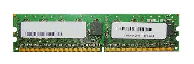 Memory RAM 1x 2GB Samsung ECC UNBUFFERED DDR2  533MHz PC2-4200 UDIMM | KVR533D2E4K2/2G