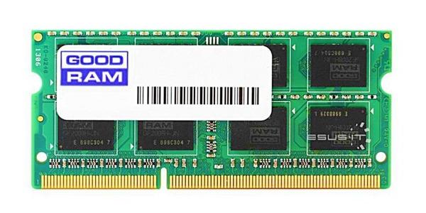 Memory RAM 1x 4GB GoodRAM SO-DIMM DDR3 1600MHz PC3-12800 | W-AMM16004G